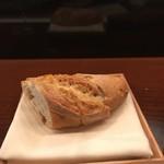 レストラン ラリューム - ルクセンブルクのバゲット