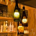 BEER BOUTIQUE KIYA - 照明