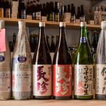 BEER BOUTIQUE KIYA - 日本酒_長珍酒造