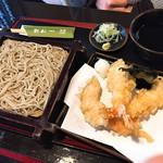 渡邊 - 天せいろ(1,450円)