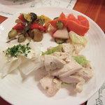 オールド ヒッコリー - 本日の前菜