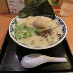 由丸 - 由丸ラーメン850円