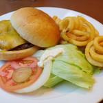 ペーズマジック - ハンバーガー、チーズ