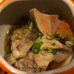 日本料理 錦りゅう - あん肝