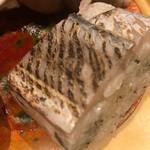 日本料理 錦りゅう - 太刀魚