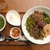まぜまぜや - 料理写真:ピビンパ定食¥680。