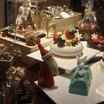 ブランジェリー ル ドール - クリスマスケーキ&ギフトコレクション2018