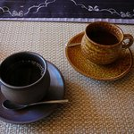 フレンチダイニング竜 - コーヒー