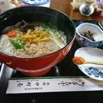 室生寺お食事処中村屋 - 料理写真: