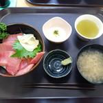 水産食堂 - マグロ丼