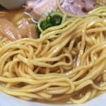 Hayashi - 麺アップ