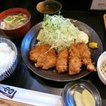 とんかつ田中 - 料理写真: