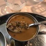 ミクラ - 色んなお豆さんの入ったダル