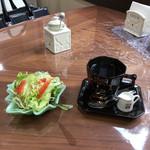 カフェミニ - 料理写真: