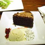 甘太郎 - 熱々チョコレートケーキ