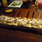 甘太郎 - チョコモンブランピザ