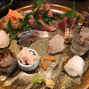 Itteki - 料理写真:一滴(刺身盛り合わせ)