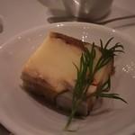 エアーズ イタリアン キュイジーヌ - 最初の一皿 サンマとジャガイモのパテ