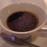 エアーズ イタリアン キュイジーヌ - 食後のコーヒー