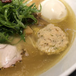 Japanese Soba Noodles 蔦 - サーモンボウル