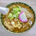 うどんのいなや - 料理写真:カレー中華
