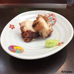 すし処かね田 - 蛸桜煮