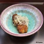 すし処かね田 - 牡蠣の揚げ浸し