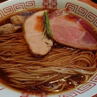 麺や而今 - 料理写真:生一本♪