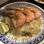 中華料理 八戒 - 海老ーふん