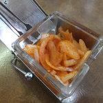 インド料理 Vicky - 料理写真:辛いです。
