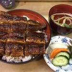 Kawayodo - 丼定食 松