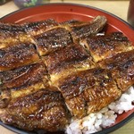 Kawayodo - 丼定食 松 アップ