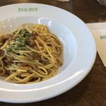 リュリュ - ミートスパゲッティ:¥880
