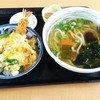ひだまり - 料理写真:ミニ丼セット