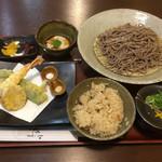 縁 - 蕎麦ランチ(そば冷)