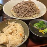 縁 - 蕎麦・鳥飯・薬味