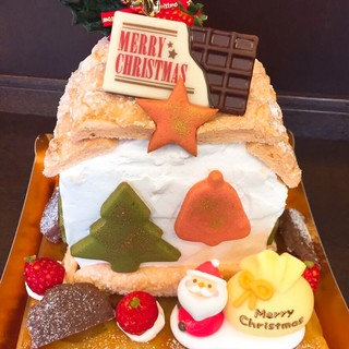 Christmascakes2018ご予約承り中です!