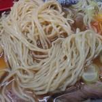 洛二神 - 麺アップ