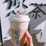 悠茶 - オレオ紅茶ミルクティー岩塩チーズクリーム 702円