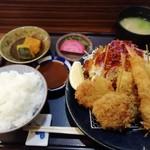 串揚げふじ川 - 料理写真:2018-11-28
