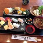 米寿司 - にぎり寿司ランチ(1200円)