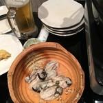 和洋ダイニング みのり家 - チーズタッカルビの牡蠣