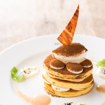 パンケーキ&スイーツ ブラザーズカフェ -