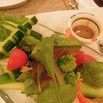 洋食レストランメルサ - バーニャカウダ