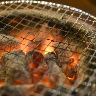 ◇◆お肉はもちろん!やき網にもこだわっています!