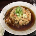そばよし - 料理写真:かきあげ蕎麦410円