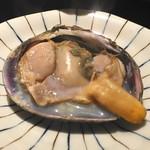 えびす鯛 - お通し(540円)