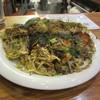 ソニア - 料理写真:肉玉子そば1.5 870円