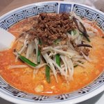 希須林 担々麺屋 赤坂店 - 普通の辛さ3で初陣です!