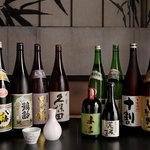 つるや - 厳選された本格『そば焼酎』や『日本酒』!蕎麦屋ならではの呑み方でどうぞ!!
